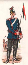 Imperial German Uniforms 1842 to 1918